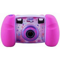 Pink Kidizoom Digital Camera