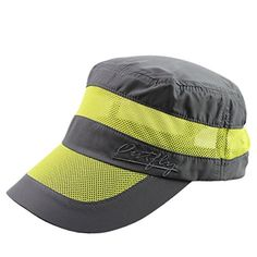 Unisex Summer Quick Drying Mesh Sun Cap Lightweight Outdoor Sports Hat Breathable Sun Runner Cap Forwardor http://www.amazon.com/dp/B01DRZ5284/ref=cm_sw_r_pi_dp_JEYaxb0932MTA