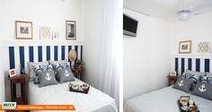 Apartamento decorado 2 dormitórios do Parque Rebouças no bairro City Rebouças - Ribeirão Preto - SP - MRV Engenharia - Quarto Casal