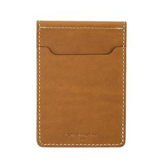 MONEY CLIP WALLET BY LEATHER WORKS MN