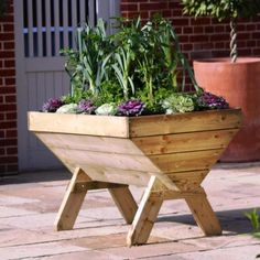 Maxi Manger Trough Planter | Urban Gardening | Pinterest | Trough Planters,  Planters And Plant Troughs