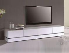 TV meubel Venezia - TV meubels - TV & Wandmeubels Best Home Design Software, Modern Tv Units, Vintage Tv, Center Table, Home Goods, House Ideas, Nyc, Lounge, The Unit