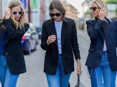 Moda Cappotti Inverno 2018: 5 blazer blu da avere - Marieclaire