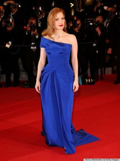 Cannes Film Festival 2014 Jessica Chastain