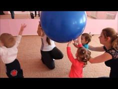 Детский фитнес от 2 до 6 лет Ульяновск