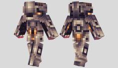 Paladin Suit Skin para Minecraft
