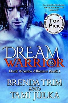"""Shared via Kindle. Description: """"Paranormal fans looking for their next taste of vampire romance won't want to miss this exciting, sensual story of old world lore and modern day mayhem...a scorching introduction to the Dark Warrior Alliance.""""~RT Book Review..."""