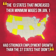 """reagan-was-a-horrible-president: """"But Republicans aren't going to let a little thing like """"facts"""" get in the way of all their lies about the minimum wage. Progressive Liberal, Liberal Democrats, Red State, Minimum Wage, Social Issues, Marriage Advice, Social Justice, Economics, Wake Up"""
