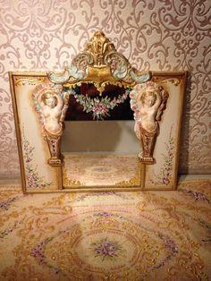 Un favorito personal de mi tienda de Etsy https://www.etsy.com/es/listing/554390886/espejo-112-dollhouse-furniture