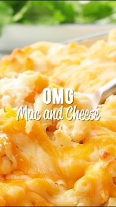 OMG Mac and Cheese Recipe OMG Mac and Cheese Recipe made with Boursin Cheese…nice and light (NOT! Macaroni, boursin cheese, heavy cream, cream cheese and cheddar. One bite and you'll know why it's called OMG Mac and Cheese! Crockpot Mac And Cheese, Best Macaroni And Cheese, Macaroni Cheese Recipes, Mac And Cheese Homemade, Cream Cheese Recipes, Baked Mac And Cheese Recipe With Cream Cheese, Macaroni Salad, Simple Mac And Cheese, Soups