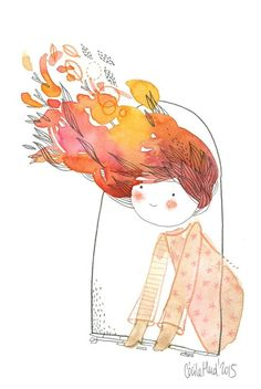 Cecile Hudrisier Illustration