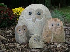 I want the whole family for my garden.