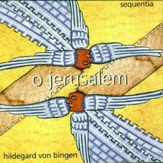 Hildegard von Bingen - Sequentia - O Jerusalem {Repost} Jerusalem, Renaissance Music, Early Music, Medieval World, Music Pics, Sacred Feminine, Music Covers, Disney Drawings, Religious Art