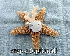 shabbybeachnest's starfish clip