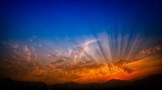 https://flic.kr/p/MdRNXZ | sunset panorama