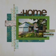 neat scrapbook pages