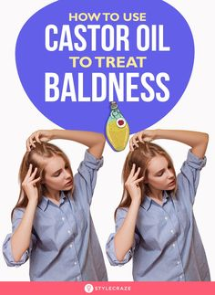 Does Castor Oil Help Treat Baldness?