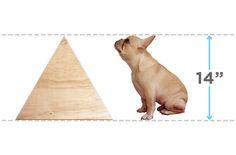 HomeMade Modern DIY EP13 Geometric Doghouse Step 1