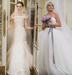 In Honor of Bella Swan Getting Hitched, Here Are Our 10 Most Favorite Movie Wedding Dresses