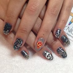 heynicenails:  On a quest to find #theholynail with Sasha from...