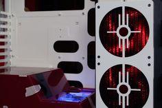 Corsair 600T PC Modding Umbau V2 - Teil 5 | Liquid Cooling PC - Radiatorblende made by Liquid-Cooling-PC.de