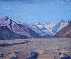 From Kurul to Karakoram Range - Nicholas Roerich