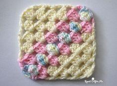 How to Crochet Corner-to-Corner using the Granny Stitch