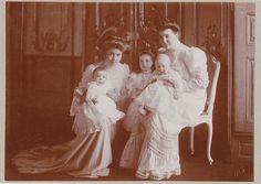 Prinzessin Marie Luise von Baden mit Prinzessin Margaret von Schweden samt Kinder | Flickr - Photo Sharing!