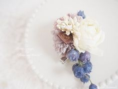 Petite corsage -ローズとベリーのプチ・コサージュ