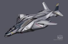 ArtStation - Halo 3 Spaceship designs and discards, Isaac Hannaford