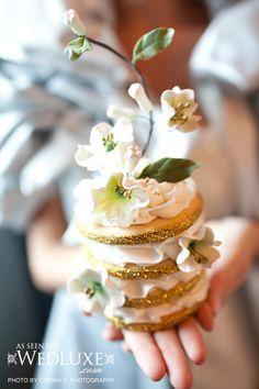 (Connie Cupcake) A Cookie Cake.
