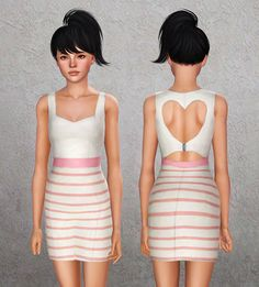 Great outfit on Sims 3