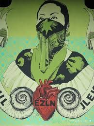 Resultado de imagem para zapatistas méxico mulheres