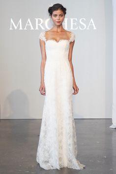 Vestido de novia-Marchesa 2015