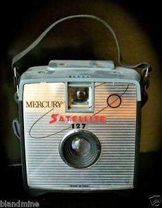 Vintage Mercury Satellite 127 Camera by The Imperial Camera Corp | eBay