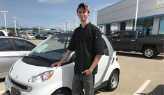 Nicholas, we're so excited for all the places you'll go in your 2012 SMART FORTWO!  Safe travels and best wishes on behalf of Orr Chevrolet and RALPH BALOF.