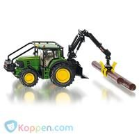 John Deere Bos Tractor Siku -  Koppen.com