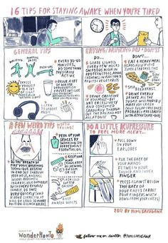 Tips for Staying Awake When You're Tired.need to keep these in mind the next time finals roll Tips for Staying Awake When You're Tired.need to keep these in mind the next time finals roll around Life Hacks For School, School Study Tips, Uni Life, Staying Awake Tips, Pulling An All Nighter, Leadership, You Wake Up, Sleep Deprivation, Acupressure
