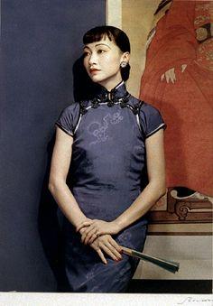Nicholas Muray, Anna May Wong,c.1937