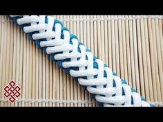 How to Make a Modified Skeleton Paracord Bracelet Tutorial Paracord Bracelet Instructions, Paracord Bracelet Designs, Paracord Tutorial, Paracord Knots, Bracelet Knots, Paracord Projects, 550 Paracord, Paracord Bracelets, Bracelet Tutorial