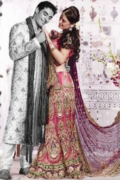 Gorgeous Indian wedding outfit