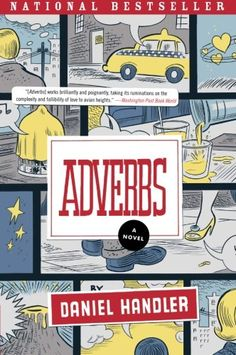 Adverbs: A Novel - Daniel Handler. Shopswell | Shopping smarter together.™