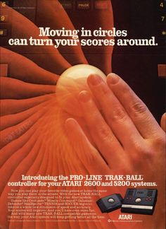 Put a new spin on your #Atari system (1983). #retrogaming #bitstory