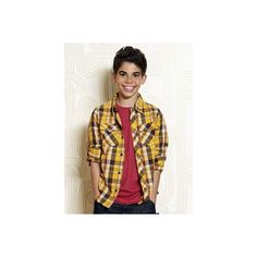 Jessie Pictures, Cameron Boyce Photos - Photo Gallery: Cameron Boyce ❤ liked on Polyvore
