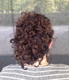 Let's Get Knotty: Curly Hair Updo Tutorial (for long or short hair!)