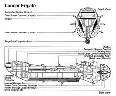Lancer Frigate Schematic
