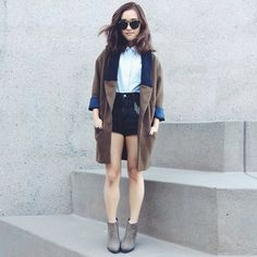 Jenn Im/ Clothesencounters She is one of my style inspirations because she has these unique pieces that she just pulls off so well.