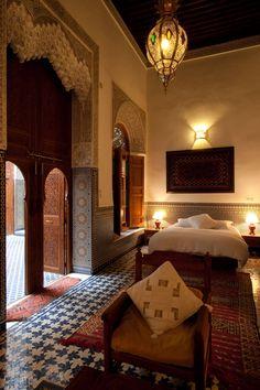 Dar Roumana Hotel, Fes, Morocco.