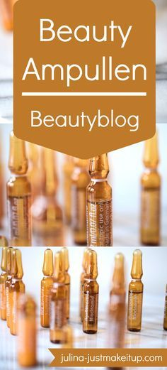 Das Beauty Wunder Aus Der Ampulle Age Attraction Just Make It Up By Julia Kosmetik Gesicht Pflege Kosmetikprodukte