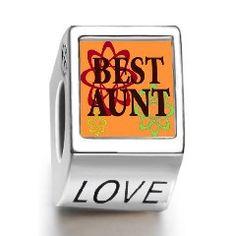 296687de4 <3 Best Aunt Photo Love · Pandora Style CharmsPandora Bracelet ...